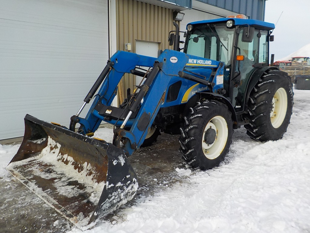 Tracteur New Holland T.4040