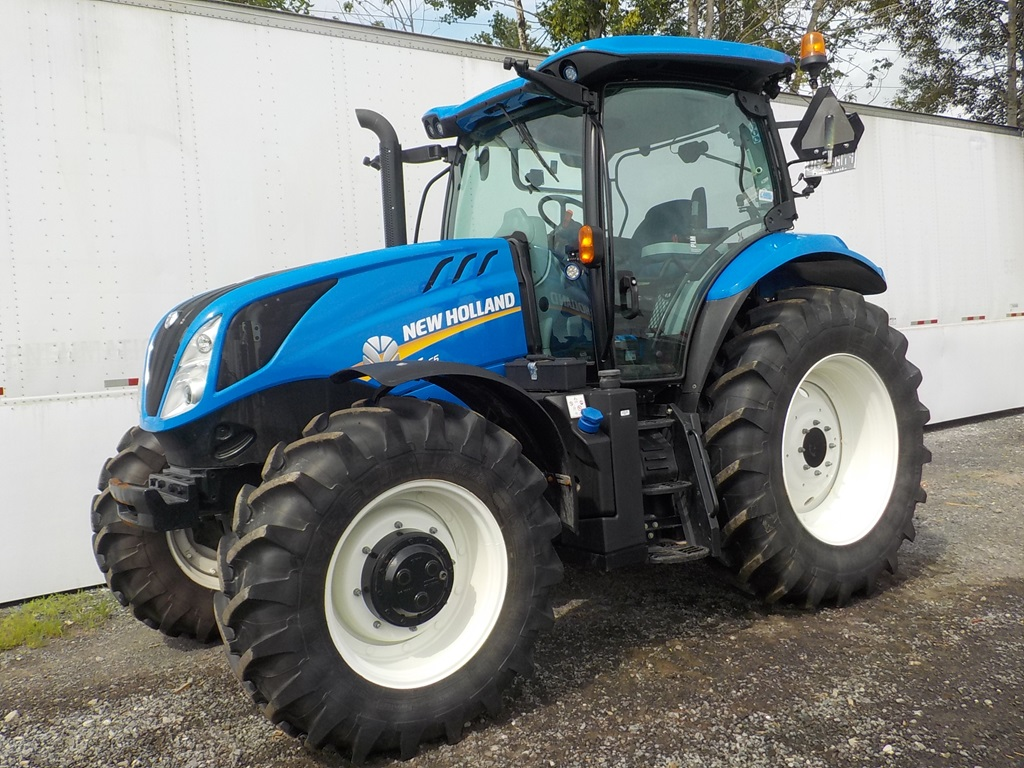 Tracteur New Holland T6-155