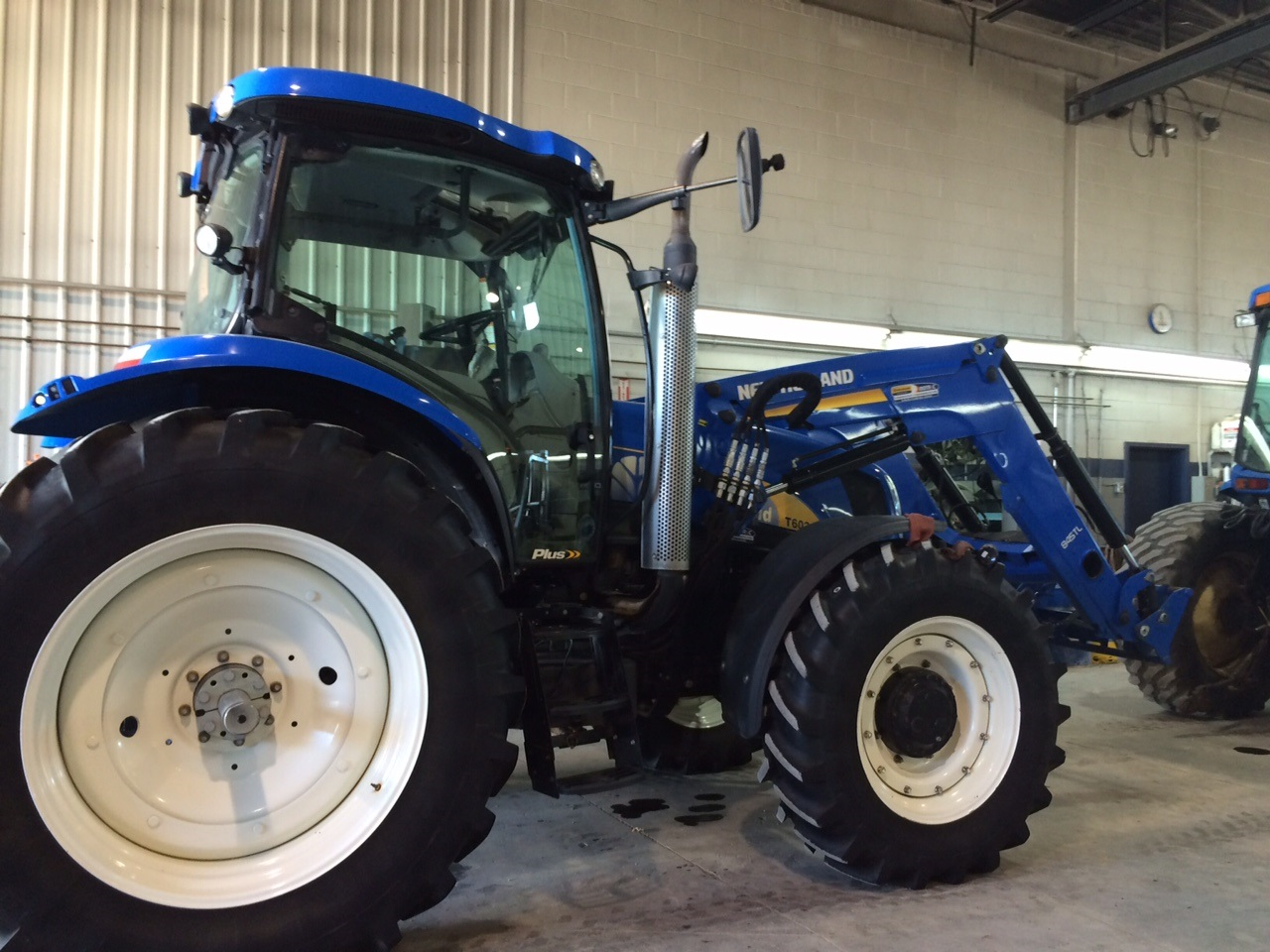 Tracteur New Holland 6030