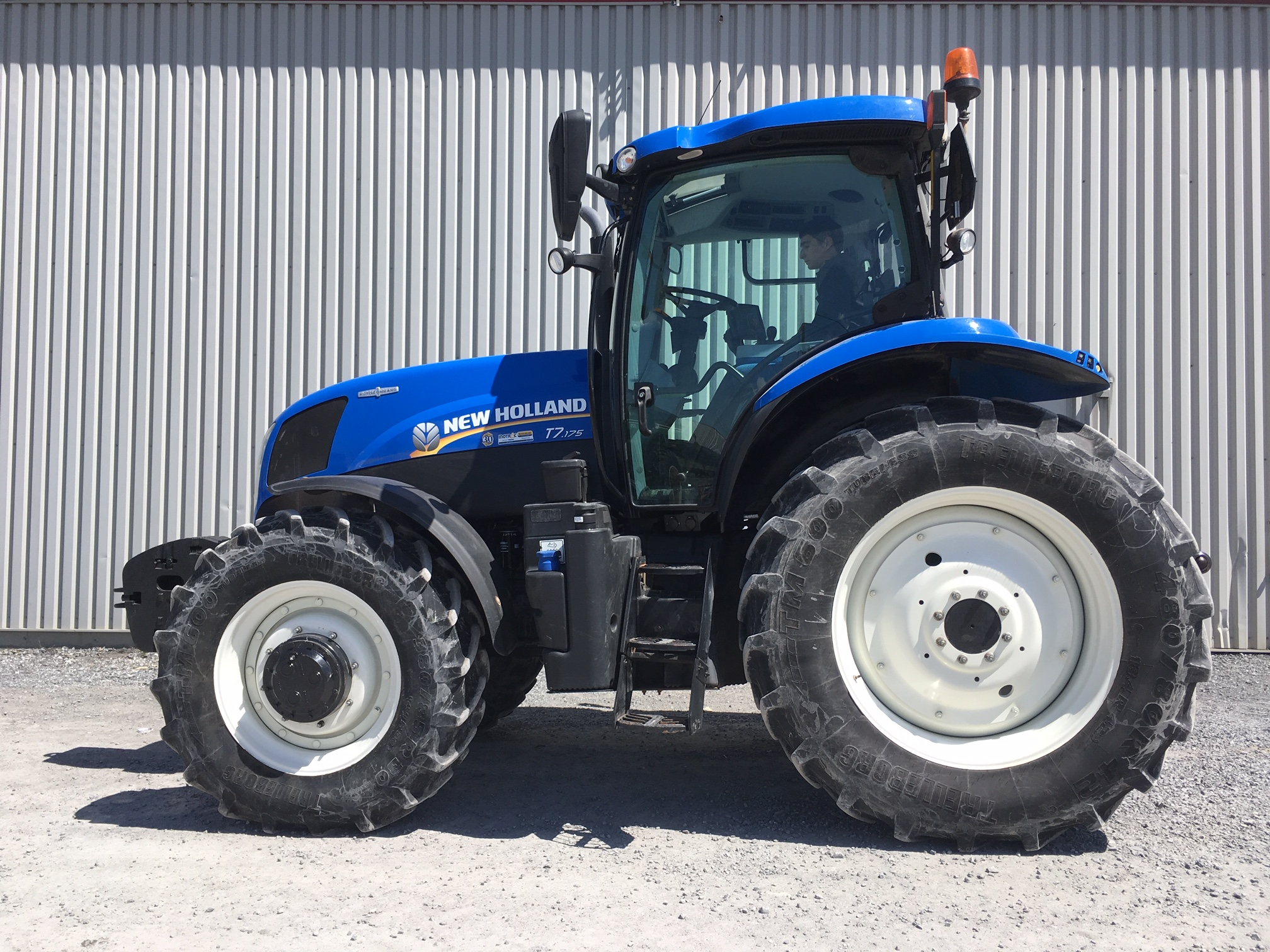 Tracteur New Holland T7-175