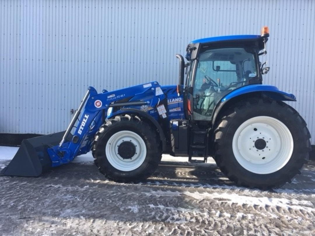 Tracteur New Holland T6.155