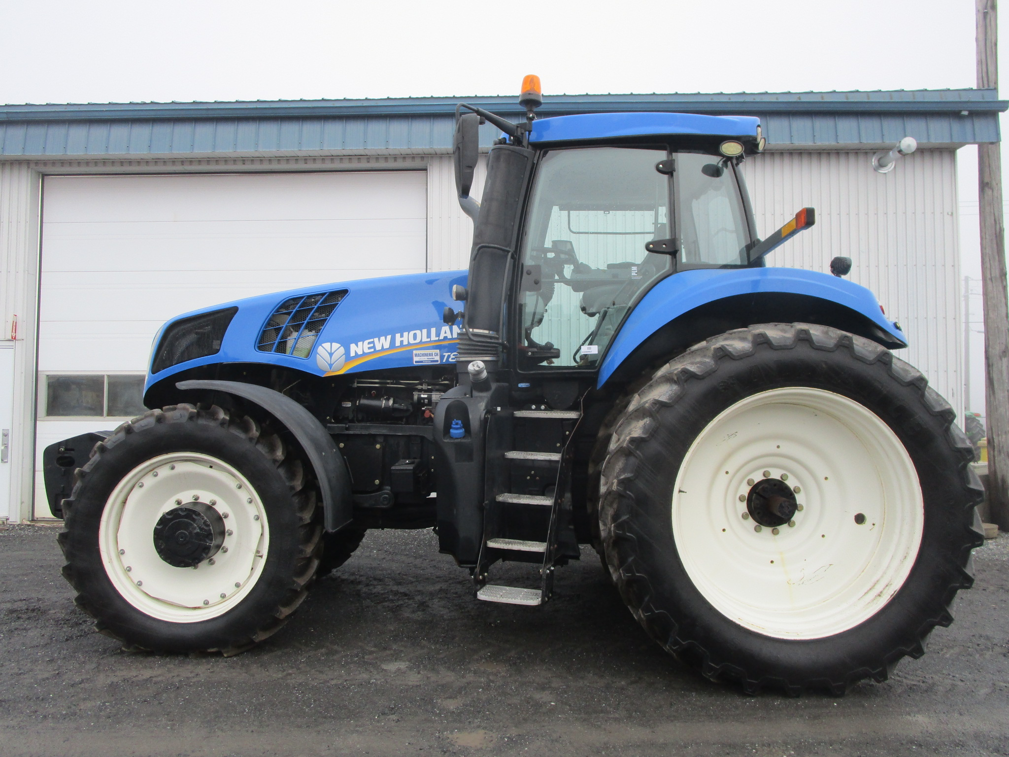 Tracteur New Holland T8.320