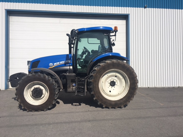 Tracteur New Holland T6.175