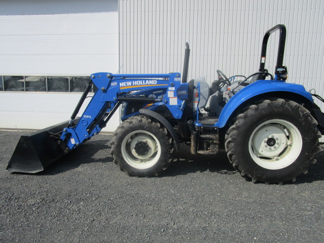 Tracteur New Holland T4.75