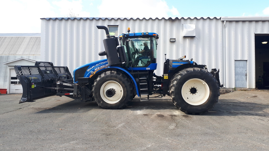 Tracteur New Holland T9.530