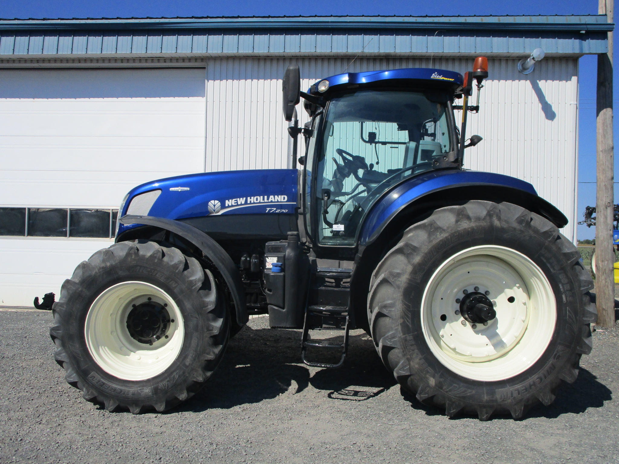 Tracteur New Holland T7.270