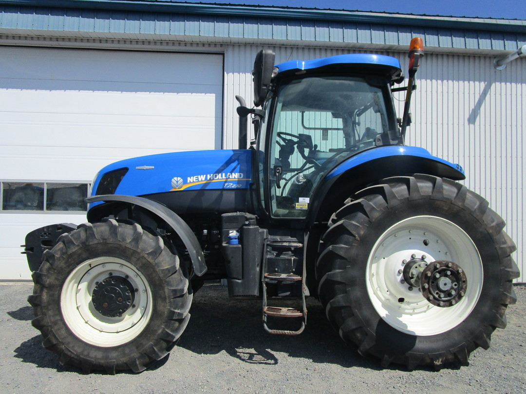 Tracteur New Holland T7.230 CVT