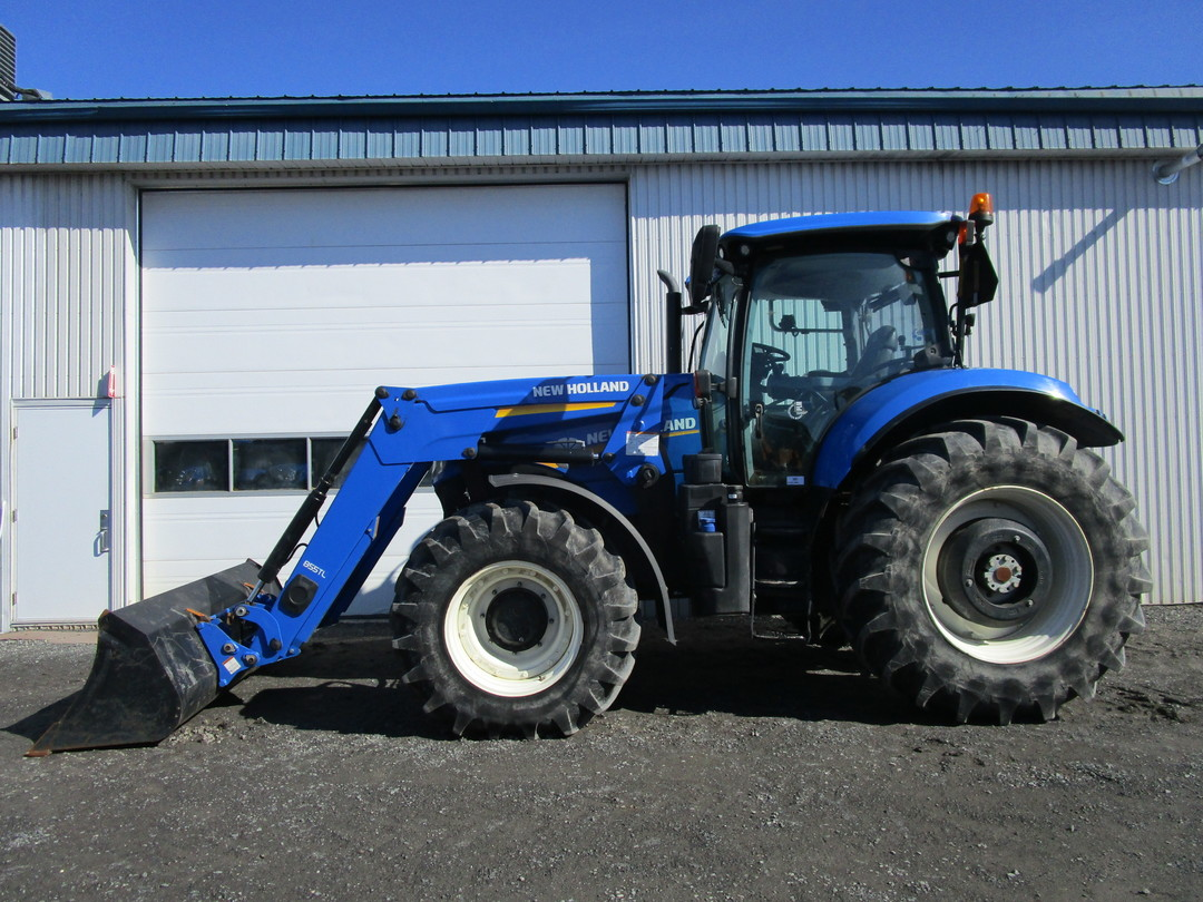 Tracteur New Holland T7.175
