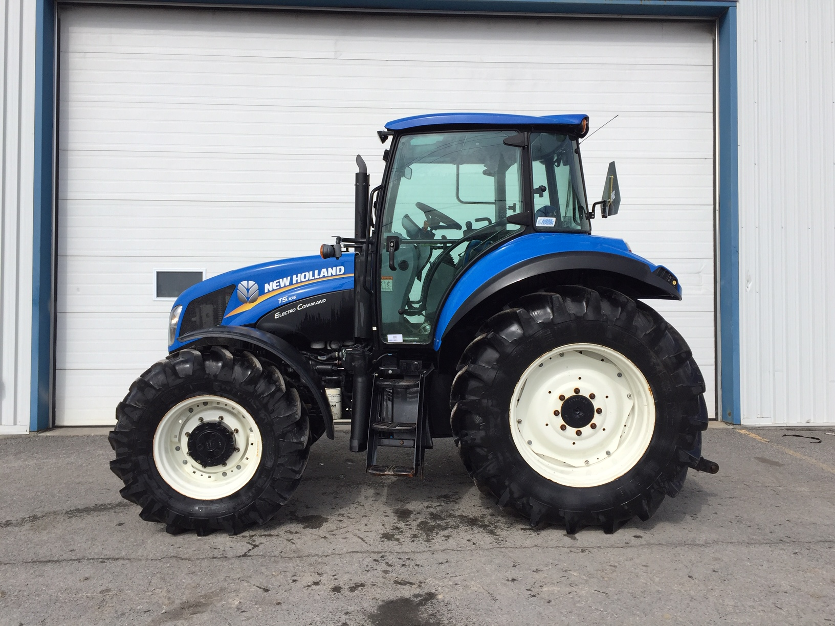 Tracteur New Holland T5.105