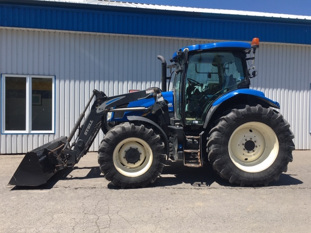 Tracteur New Holland T6.150
