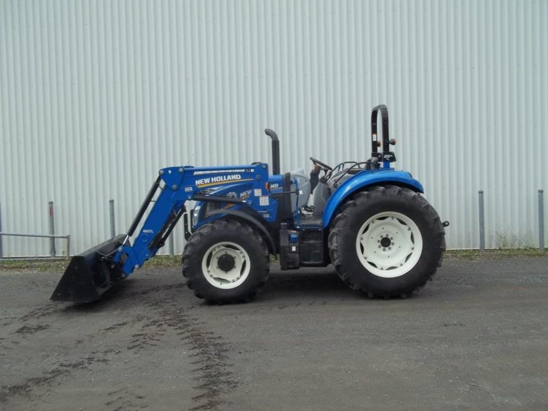 Tracteur New Holland T4.120
