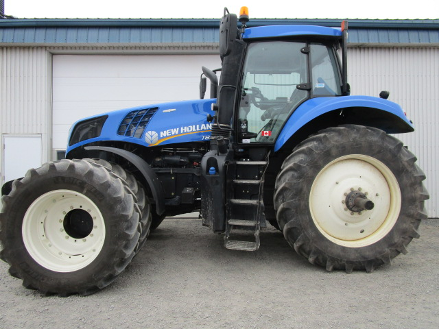 Tracteur New Holland T8.350