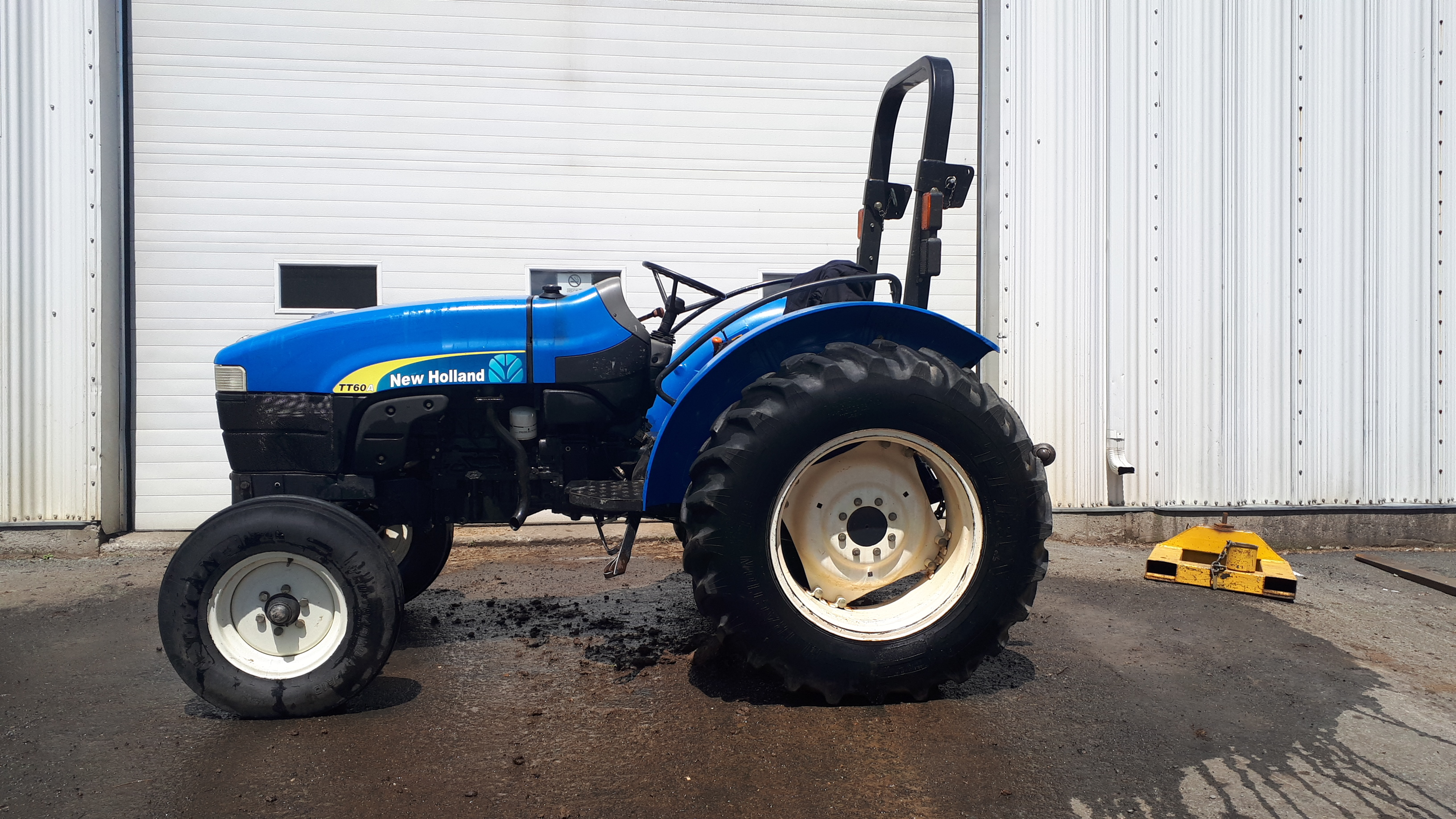 Tracteur New Holland TT60-A