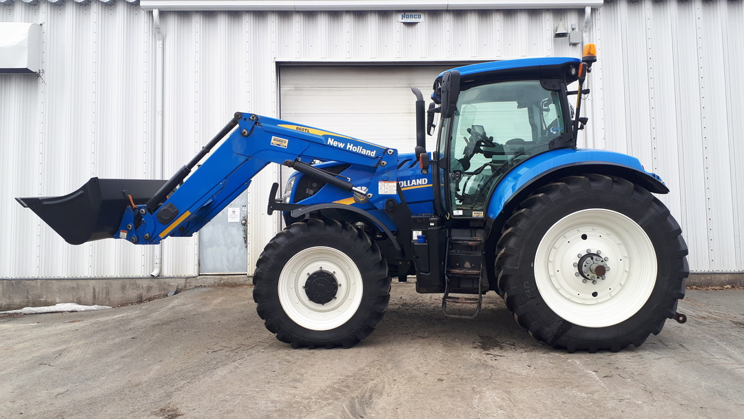Tracteur New Holland T7.260
