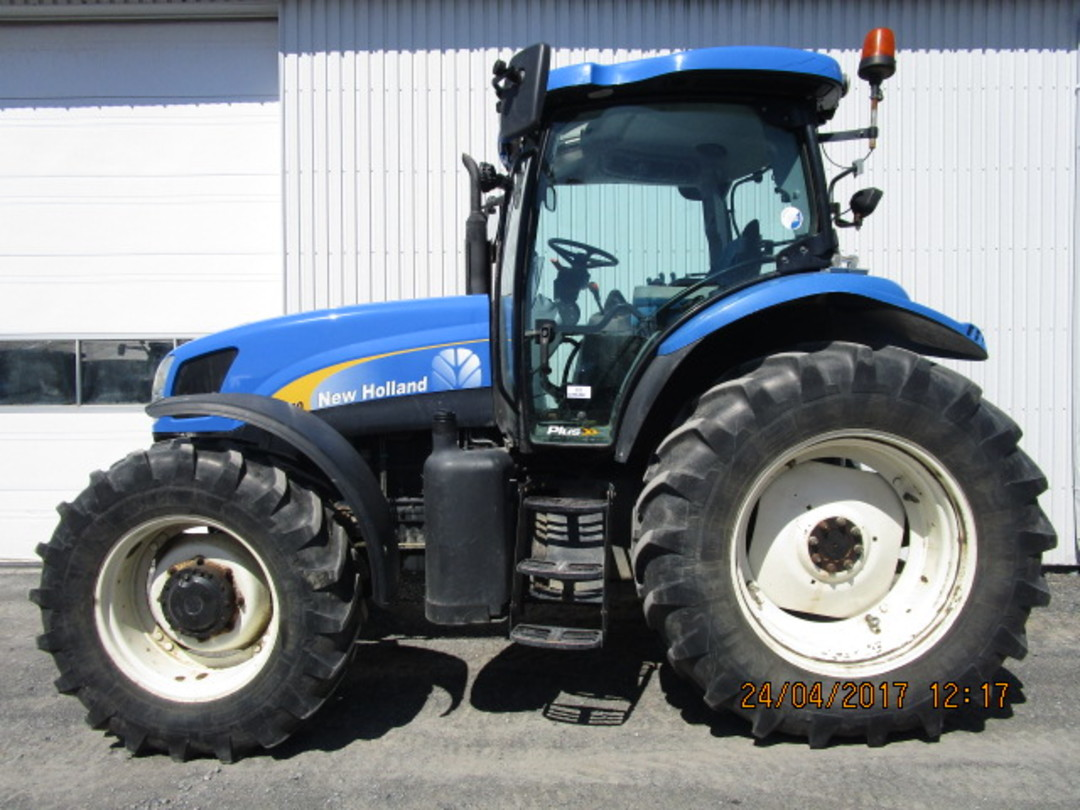 Tracteur New Holland T6030